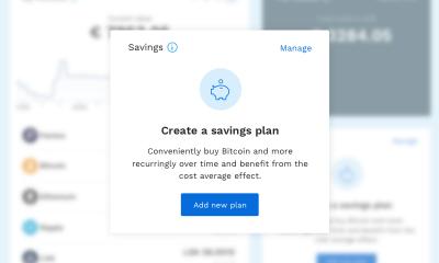 Bitpanda adds savings feature to its trading platform