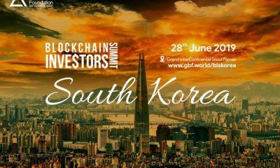 GBF brings Blockchain investors summit to South Korea
