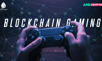Blockchain Gaming is on the verge of a scalar shift, courtesy of Cocos-BCX
