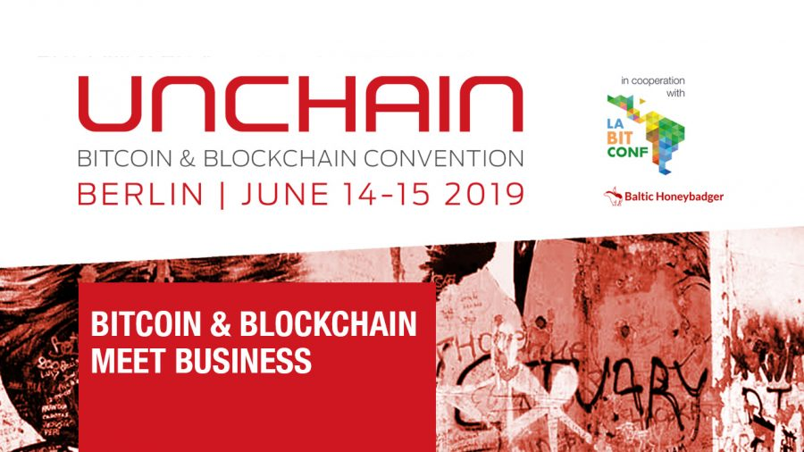 UNCHAIN: One of the world's leading blockchain events to be held in Berlin