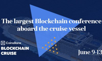 Blockchain Cruise Takes Place on the Mediterranean from June 9th-13th!