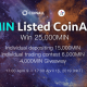 CoinAll lists MINDOL [MIN]and offers a 25,000 MIN Giveaway
