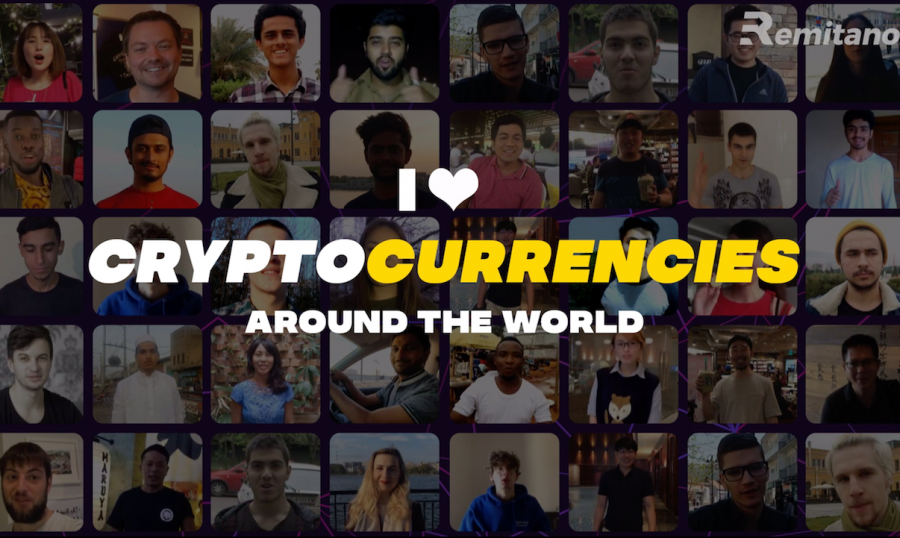 Remitano presents more than 30 different languages, cross 5 continents, one love for crypto