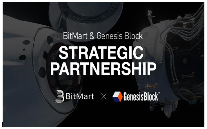 BitMart and Genesis Block announce strategic partnership