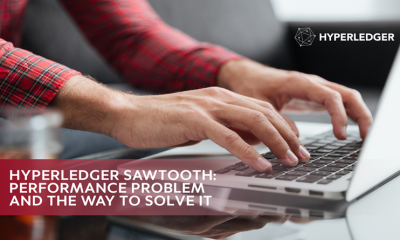 Hyperledger Sawtooth: Performance Problem and the way to solve it