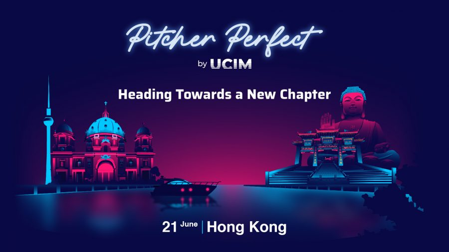 UCIM pitcher perfect Hodl-o-Nauts taking-off to Hong Kong for the third edition