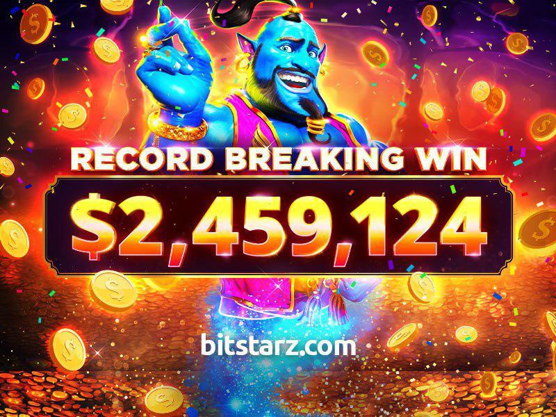 BitStarz Player Smashes Record - Wins $2.4 Million on Azarbah Wishes!