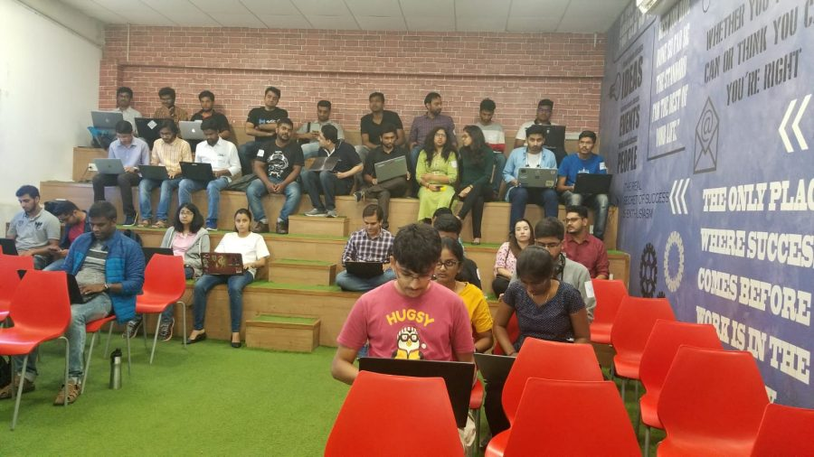 First Day Hackathon of India Dapp Fest 2019; Bringing the Best of Blockchain in India