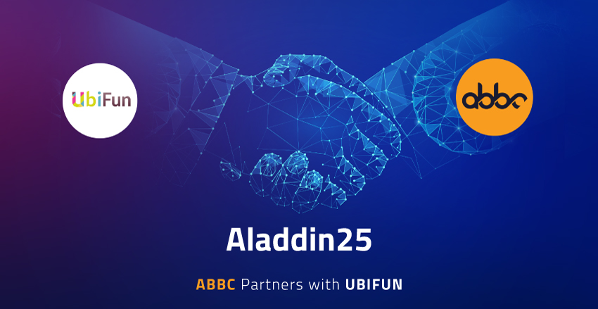 ABBC Reveals New CTO, Forms Partnership with UbiFun for Aladdin25 Development
