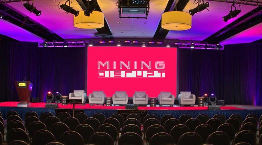 Mining Disrupt Conference 2019 - BlokTech Organizes The Premier Digital Asset Event in The US