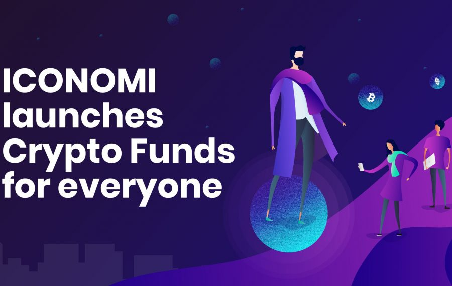 ICONOMI Crypto Funds for Everyone. One Account. Single Click Rebalances.