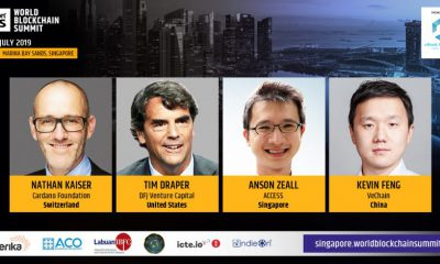 World Blockchain Summit to lead the charge on Singapore's plan for digital transformation