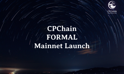CPChain Mainnet Launched to Bring Fast IoT Solutions