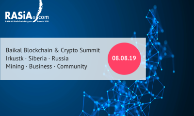 Blockchain summit in Irkutsk unites Russian IT projects and Asian funds
